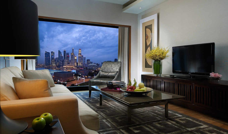 комната, дизайн, интерьер, стиль, диван, бежевый,
