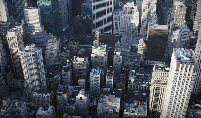 new, york, город, улицы, небоскребы, height, nyc,