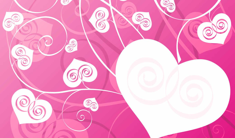 love, design, purse, розовый, сердце, гора, монблан, вектор, desktop,