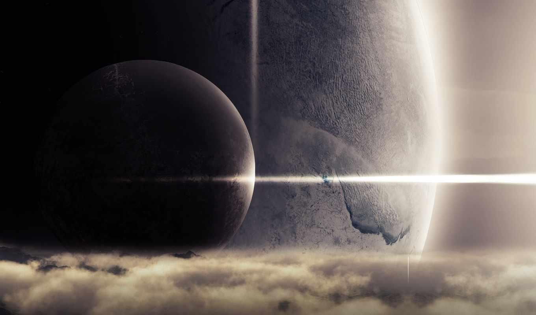космос, туманность, планеты, картинка, картинку,