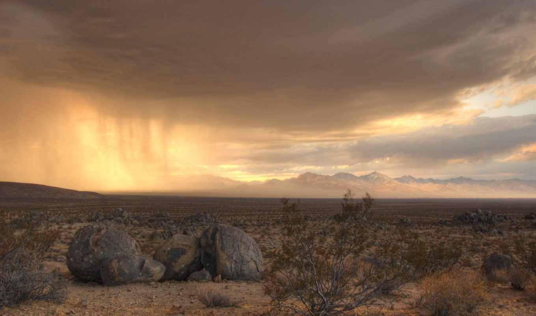 камни, горы, закат, степь, пейзаж, картинка, картинку, кнопкой, мыши,