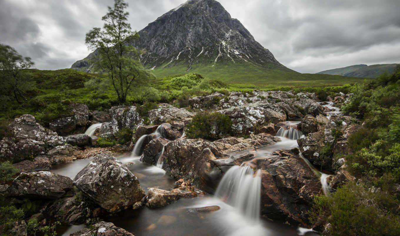 rocks, переполох, птичий, гора, уровень, game, шотландия,