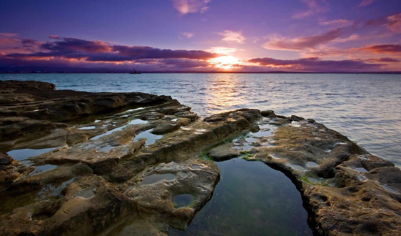 природа, море, закат, небо, разные, favourite, sun,