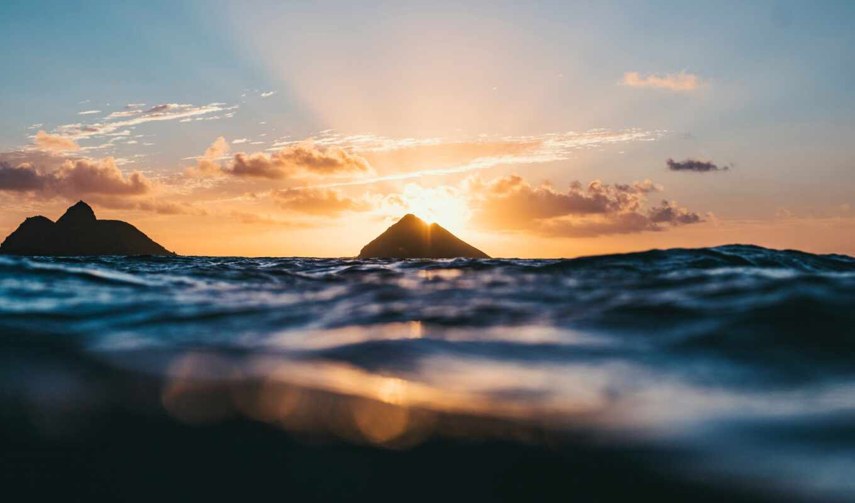 hawaii, mac, imac, пост, сайт, восход, social, frend, handpick