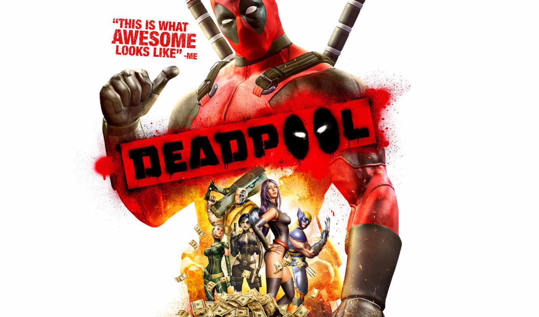 deadpool, game, wade, wilson, marvel,