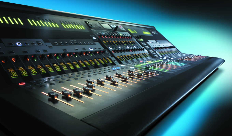 audio, пульт, микшер, регулятор, equalizer, музыка,