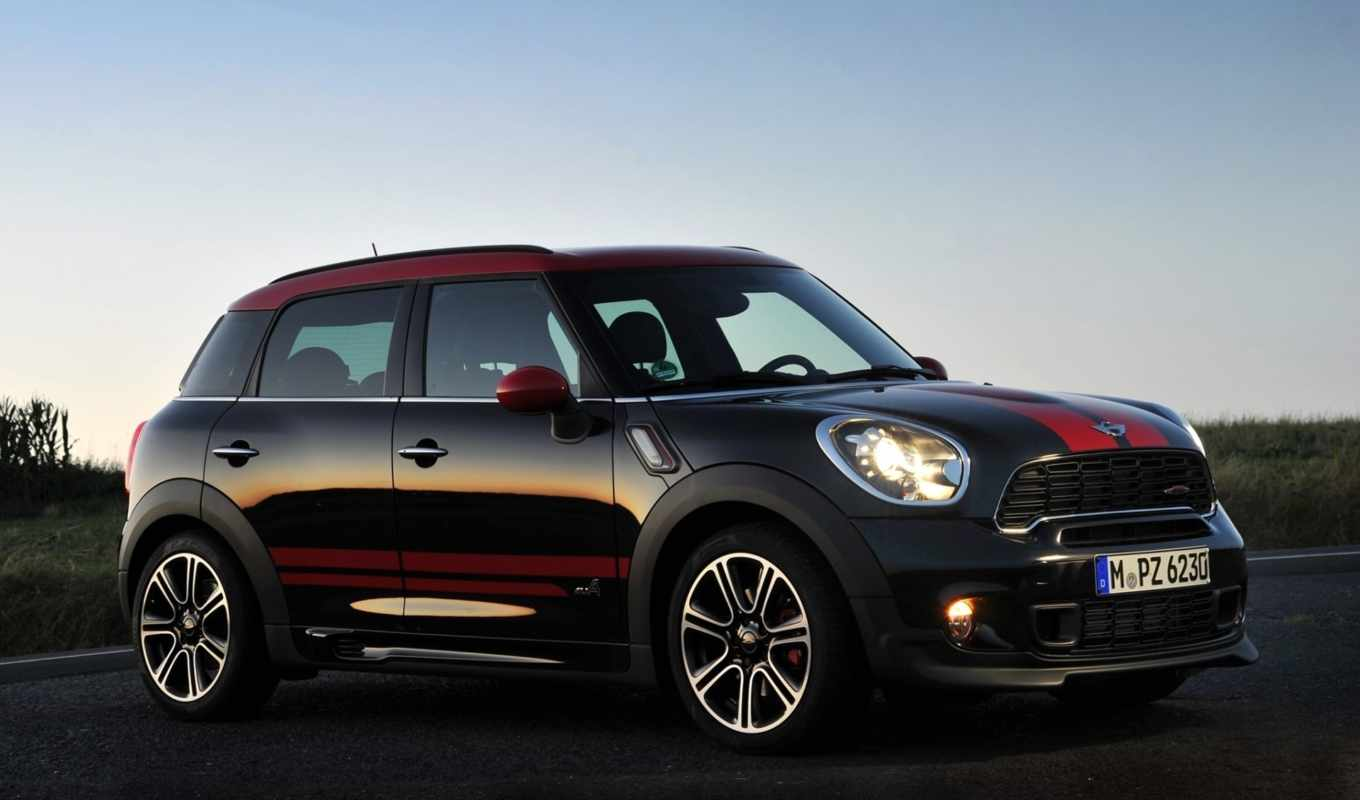 mini, countryman, john, works, cooper, кантримен, мини,