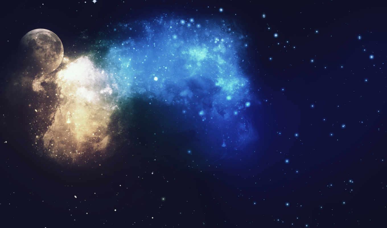 космос, nebula, звезды, planet, galaxy,