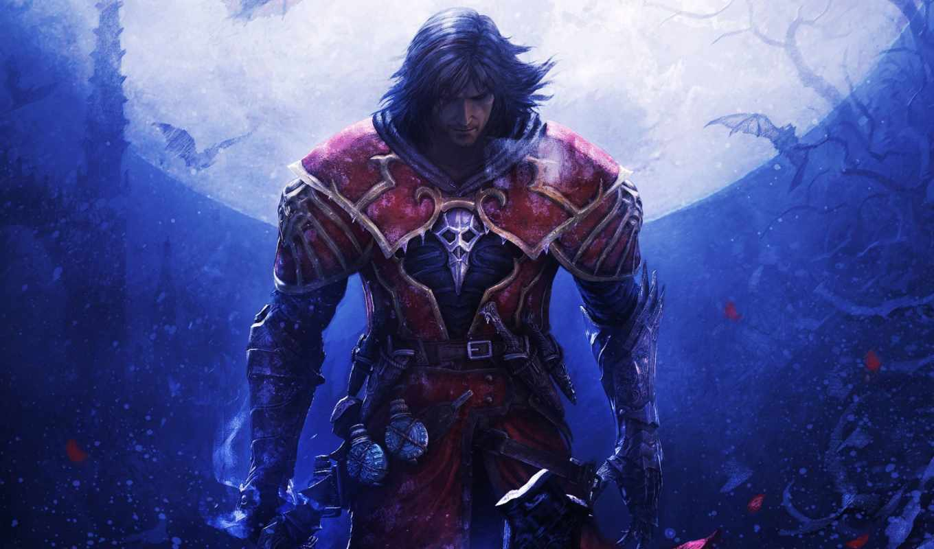 castlevania, lords, shadow,