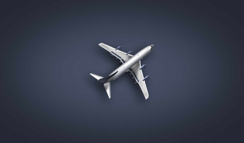 боинг, самолёт, psd, картинка, free, plane, авиация, download, desktop,