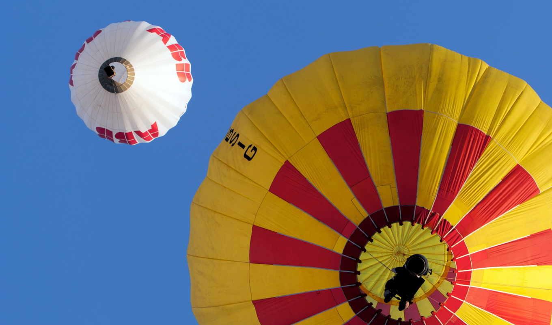 спорт, крупным, планом, цветы, para, небо, parede, воздушный, шар, desktop, página, шары, foto, полет, пейзаж,