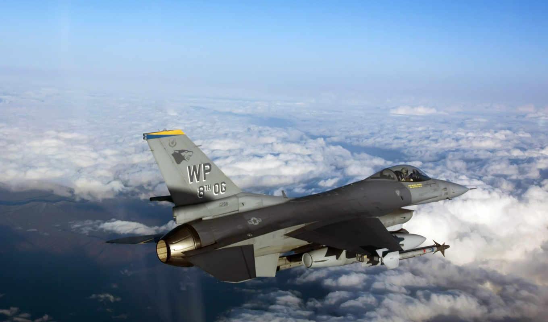general, dynamics, falcon, fighting, f 16,