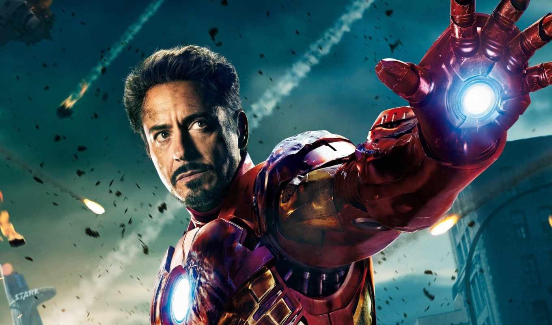 роберт, downey, iron, мужчина, stark, tony,