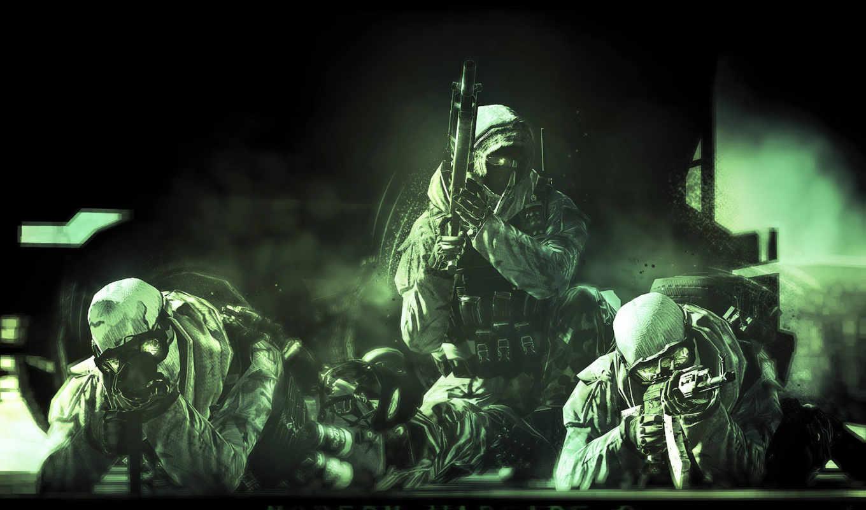 современный, warfare, duty, колл, солдат, war,