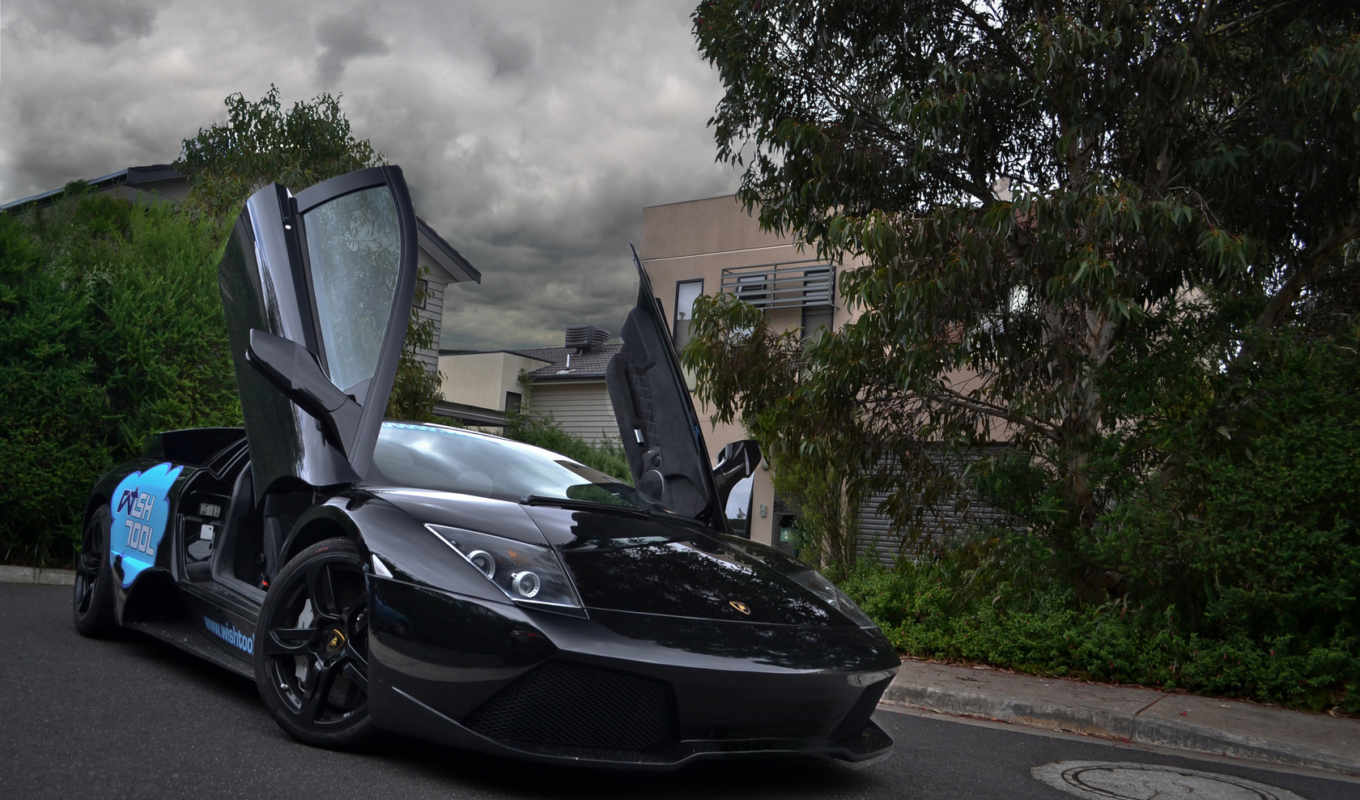lamborghini, black, more, check, murcielago, марта, out, mazalifepak, страница,