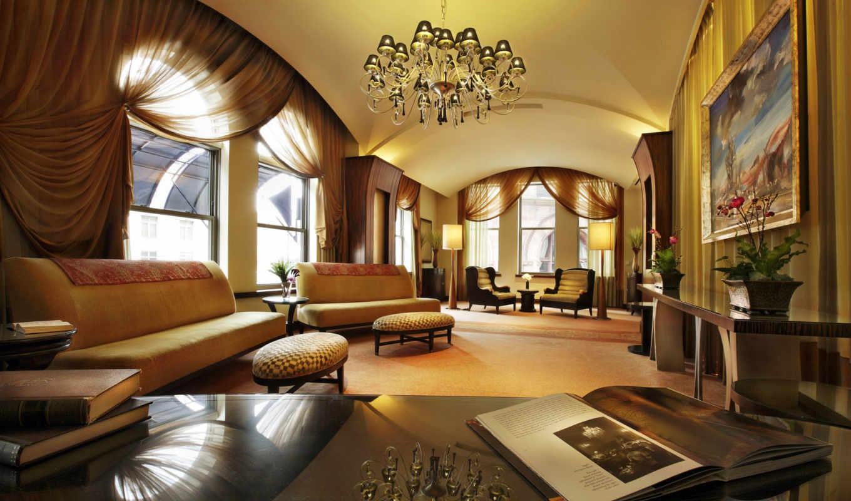 интерьер, гостиной, design, страницы, интересные,
