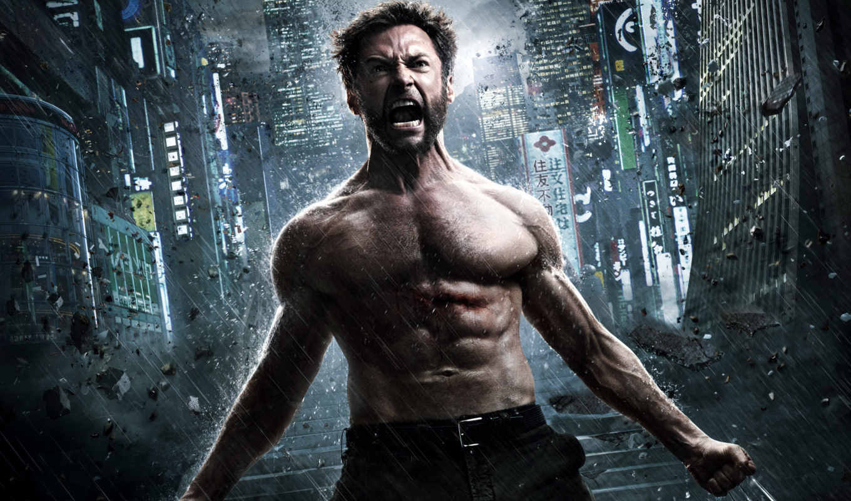 jackman, хью, тело, wolverine, фильмы, movie, trailer,