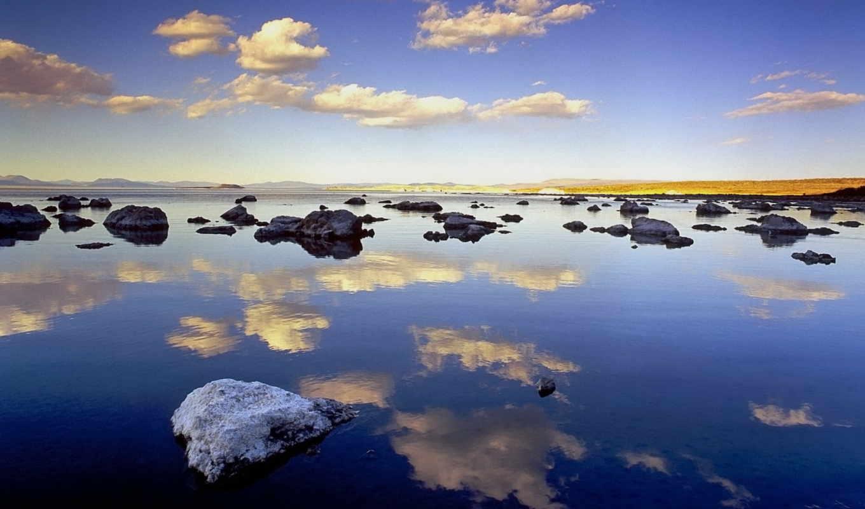 природа, mono, озеро, штата, небо, воде, liveinternet, обсуждение, video, stock,