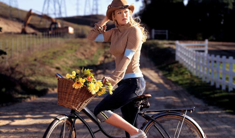велосипеде, велосипед, от, езды, велосипедов, езда,