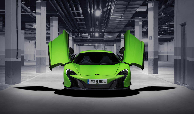 mclaren, car, зелёный, mantis, sports, iphone,