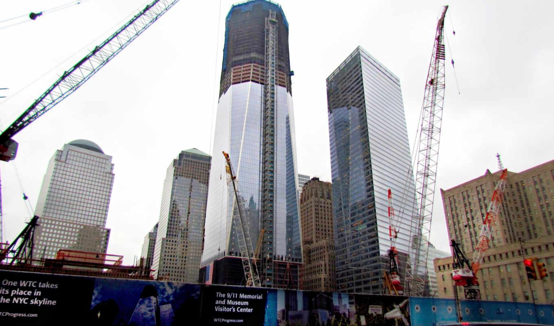 building, world, new, trade, центр, york, tallest, башня, that, one,