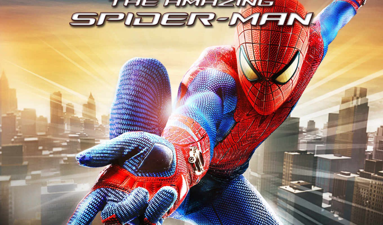 паук, мужчина, amazing, game,