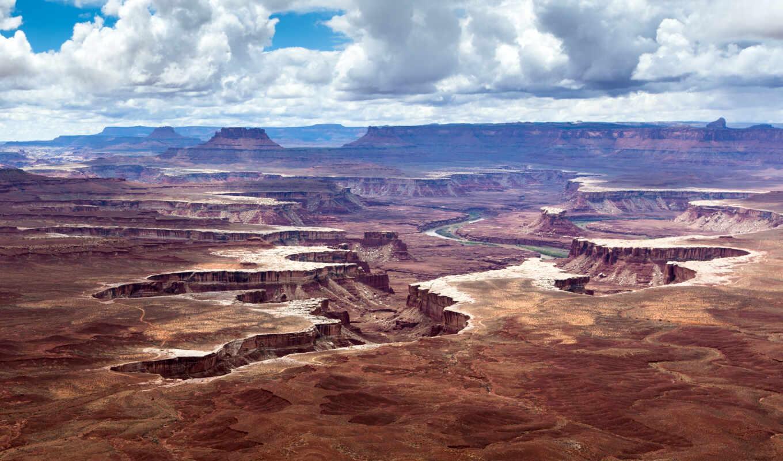 каньон, canyonland, national, usa