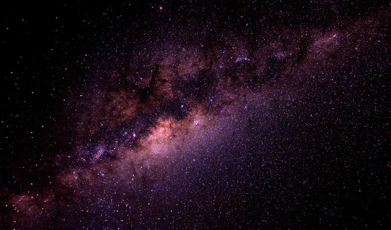 путь, звезды, небо, галактики, млечьный, ночьное, картинка, млечный,