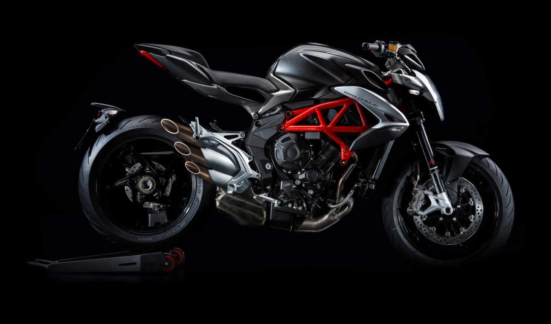 superbike, rosso, мотоцикл, black, bike,,