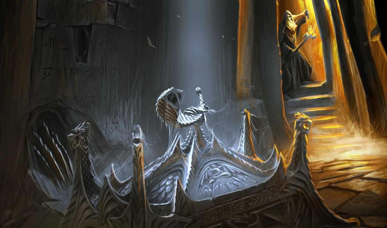 skyrim, scrolls, elder, concept, скайрим, арты, art, fantasy, прохождение, tes, дракон,