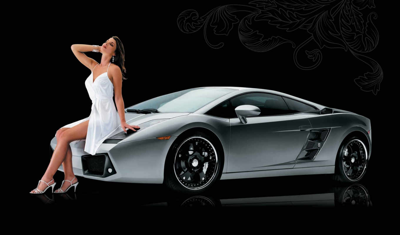 lamborghini, gallardo, девушка, strut, masini, car, photo, rzw, new, fete,