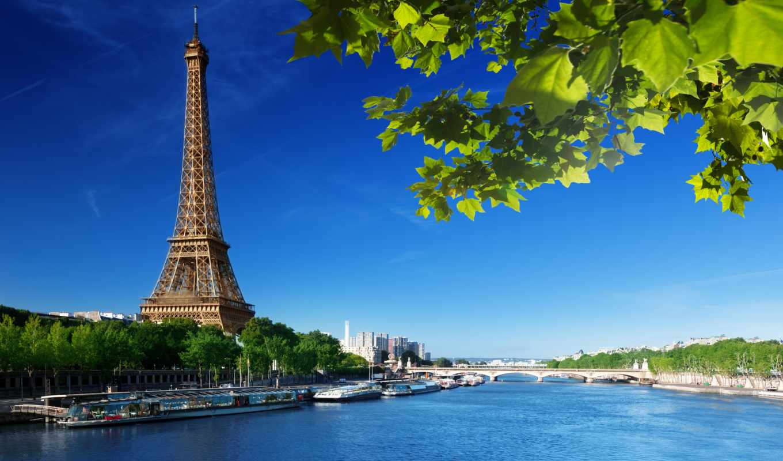 france, eiffel, башня, tour, эйфелева, париж, небо,