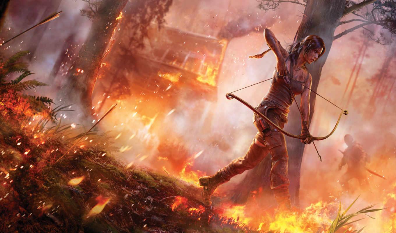tomb, raider, игры, взлёт, steam,