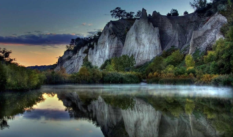nature, والپیپر, ipad, إلى, hd, background, панорама, wallpapers, зеркальная, wallpaper,
