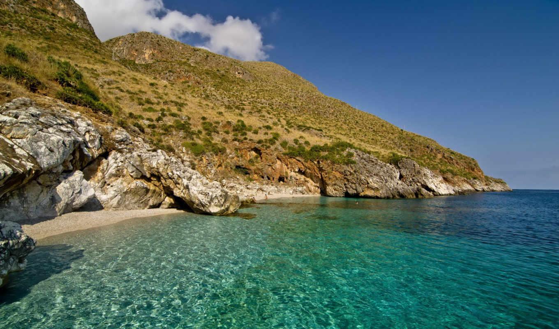 trapani, побережье, природа, море, italy, water, города, санта, landscape,
