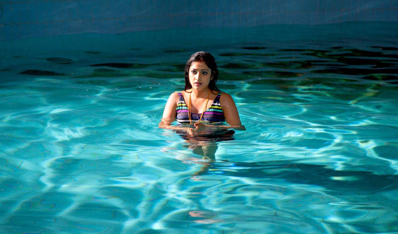 haripriya, hot, movie, atharvanam, актриса, pics, photos, бассейн, scenes, февр,