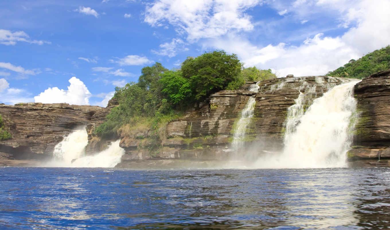 canaima, park, national, venezuela, stock, images, photos, водопад, angel, nationalpark,