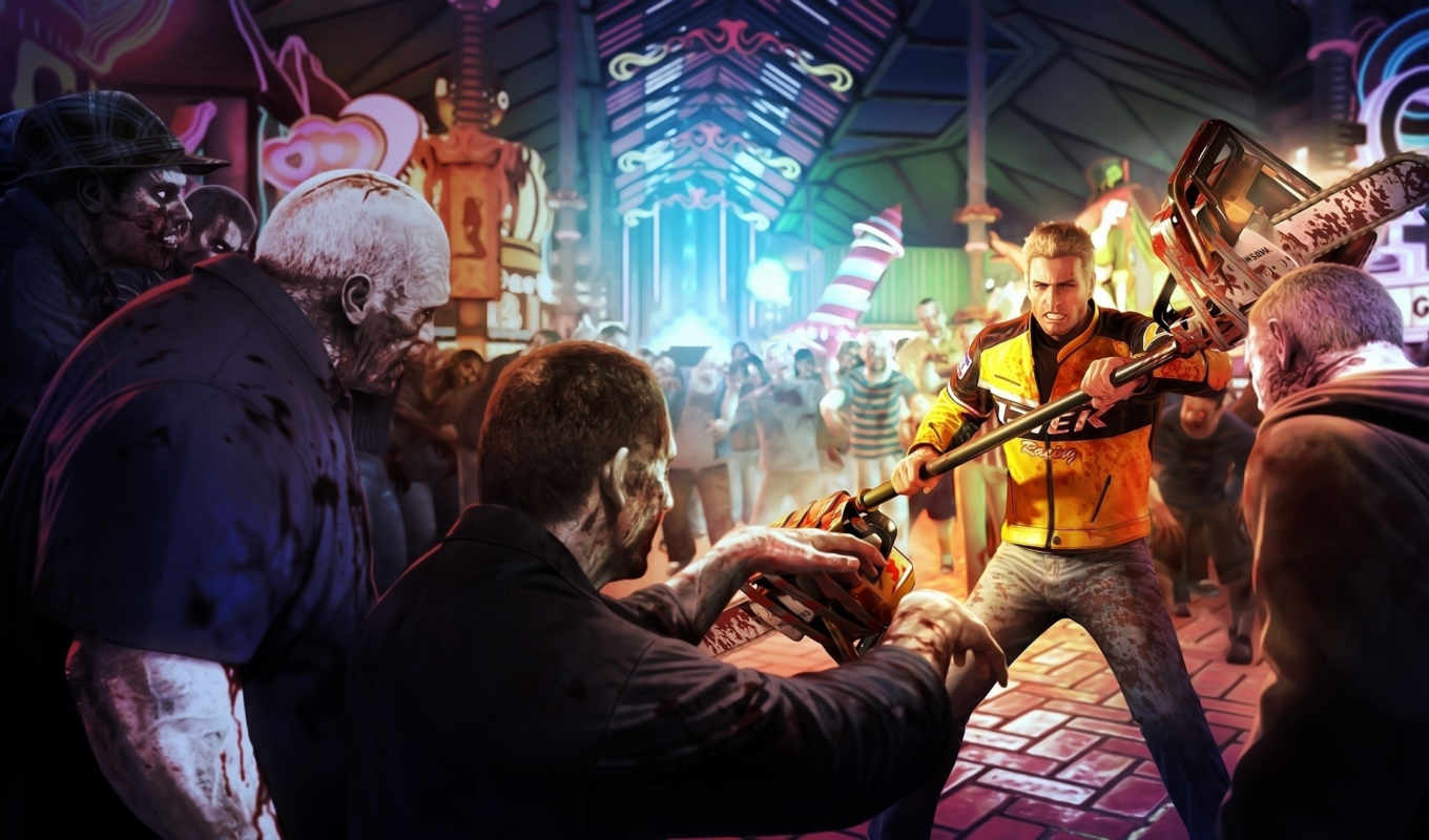 dead, rising, vita, games, capcom, this, steam, download, action, playstation, gift,