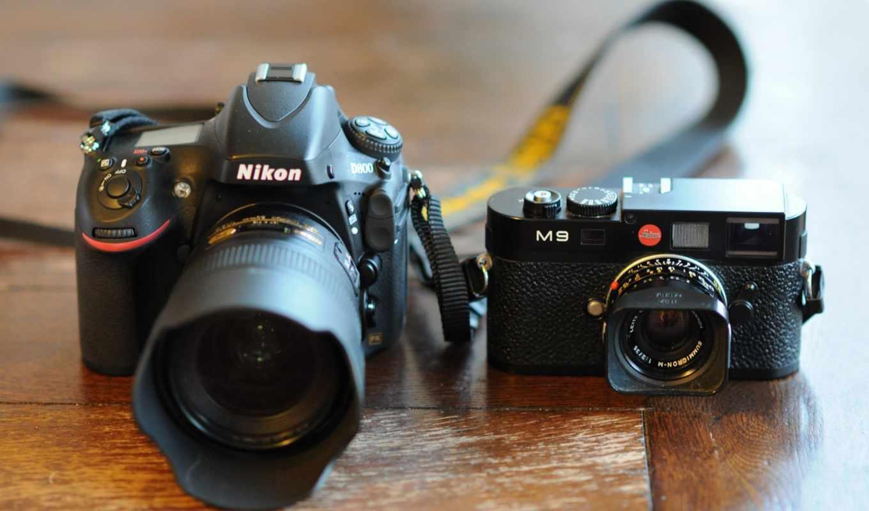 nikon, camera, old