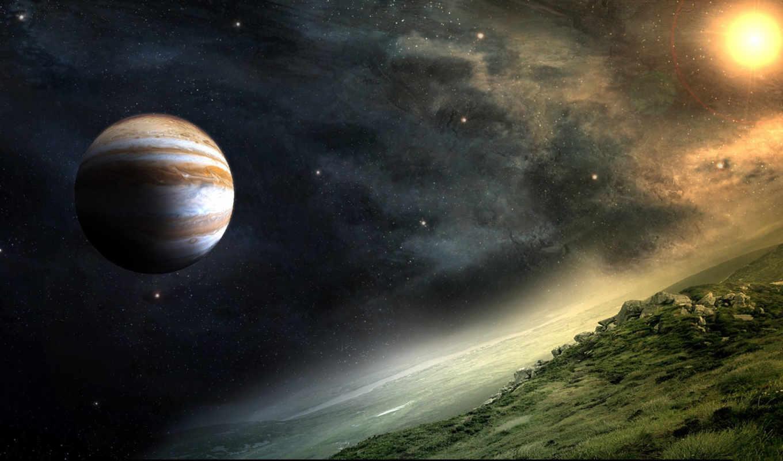 планета, арт,