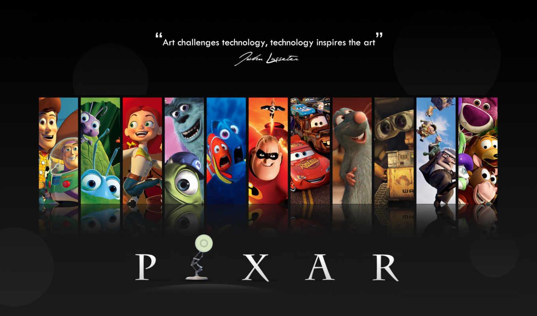монстров, corporation, pixar, картинка, monsters, full, inc, cartoon, mike,