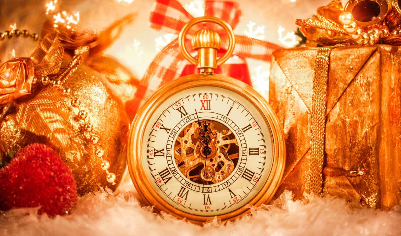 christmas, watch, новый, god,