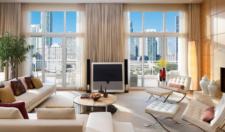 design, интерьер, стиль, свет, комната, white,