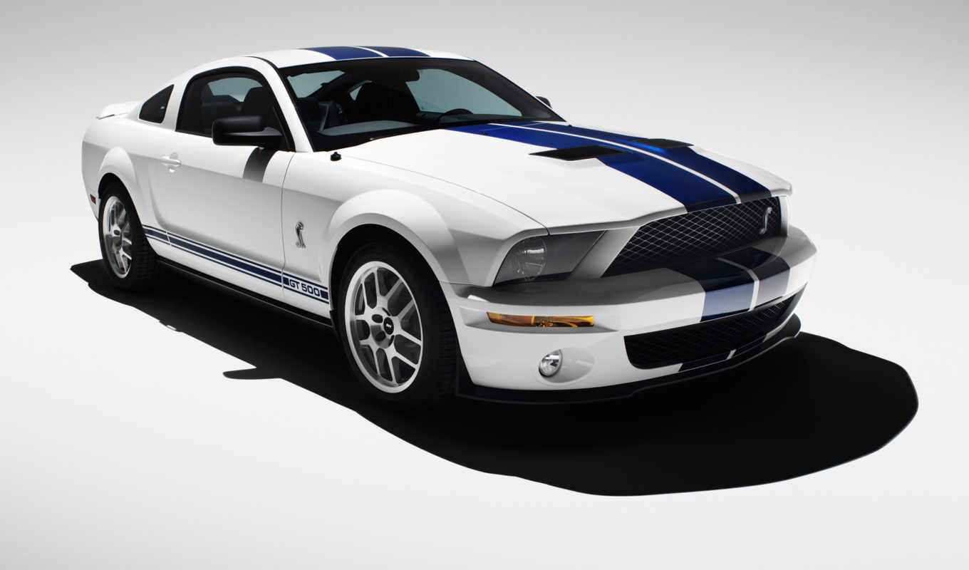 ford, mustang, shelby, cobra, car,