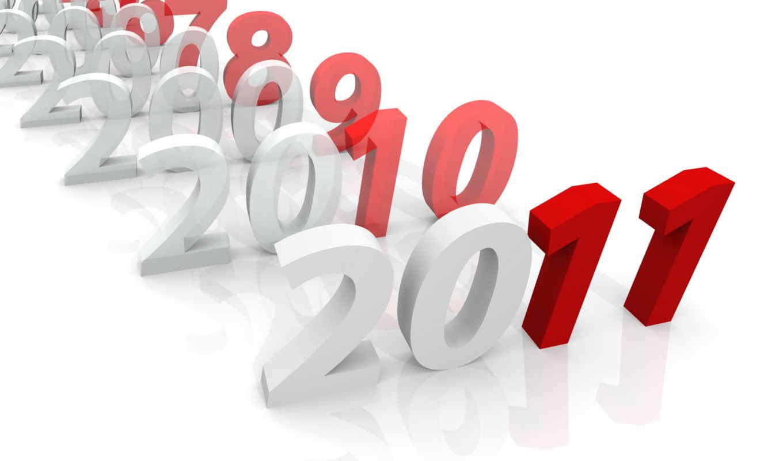 обои, год, новый, 2011, фото, обоев
