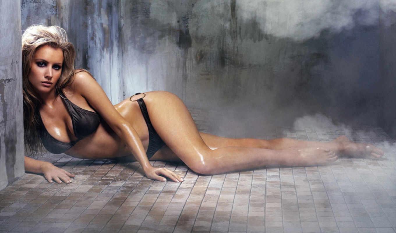 tiffany, mulheron, девушка, тиффани, полу, красивая, поза, лежит, sexy, белье, трусики, заставки, брю, волосы, модель, мокро, ливчик,