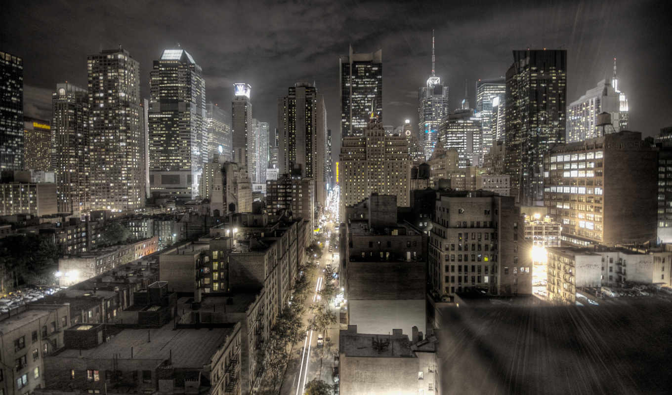 new, york, город, desktop, skyline, awesome, фон,