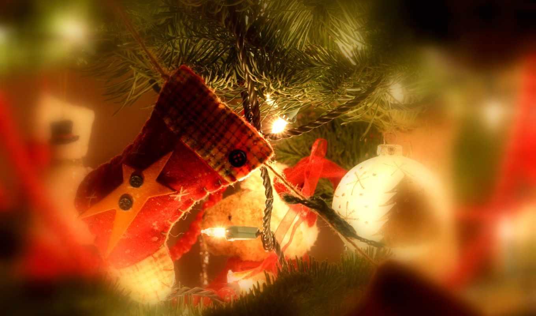 обои, рождество, новый, год, праздник, носок, ново