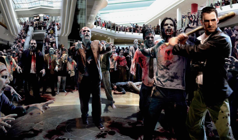 dead, зомби, rising, трупы, бита, игры, walking, kartinki, oboi, видео,