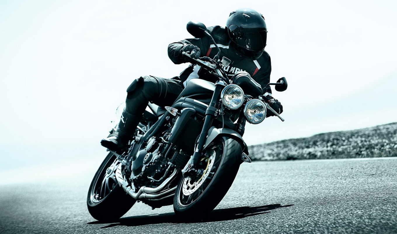 triumph, скорость, triple, мотоциклы, предпросмотром, качественные, июня,